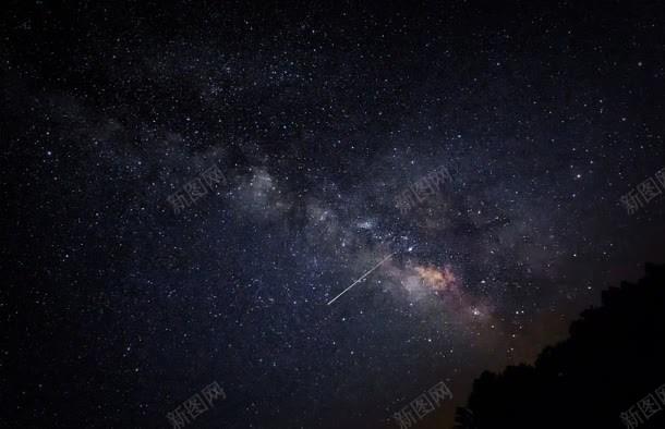 银河星空星辰壁纸背景图片 素材7mskvkeek 新图网